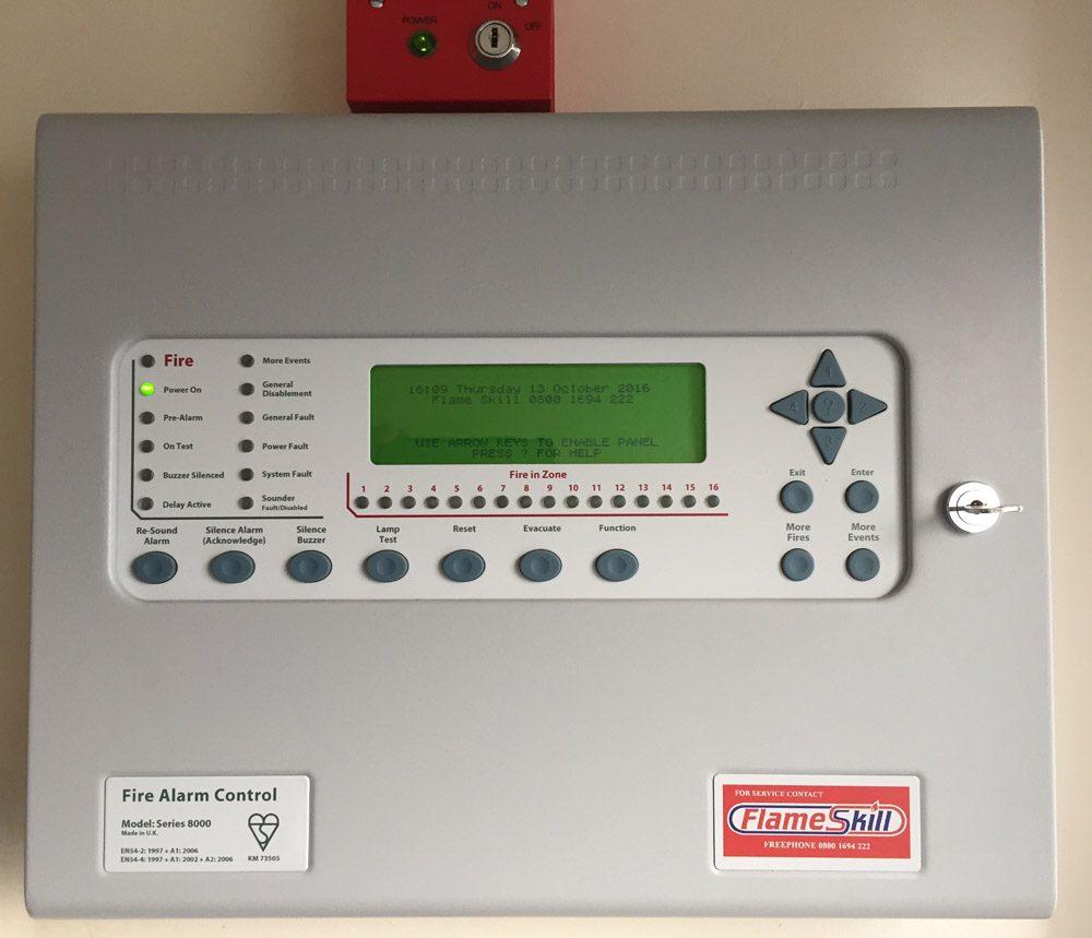 Fire Alarm Systems Flameskill