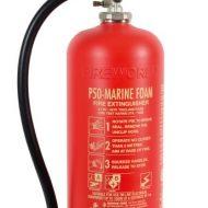 P50F6M BSX-ASX 6ltr Foam Fire Extinguisher