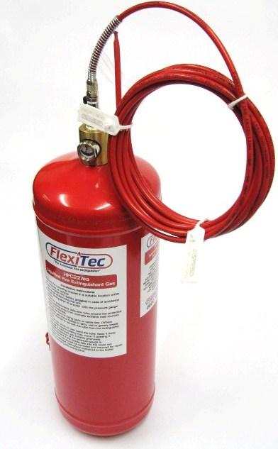 Abc powder flexitec automatic fire suppression system