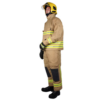 FS720/FS725 Fire Fighters Combi Jacket and Salopettes