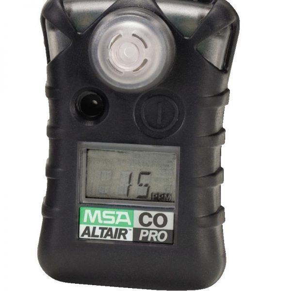 Altair Pro Single Gas Detector Alternate Set Point Models - Carbon Monoxide CO, Gas Detector