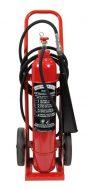 10kg CO2 Wheeled Extinguisher – MED Approved