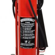20kg CO2 Wheeled Fire Extinguisher – MED
