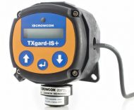 Crowcon TXgard-IS+ Fixed Gas Detector