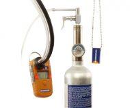 Crowcon Bump & Calibration Gas