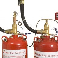 Kidde FM200 Fire Suppression Spares