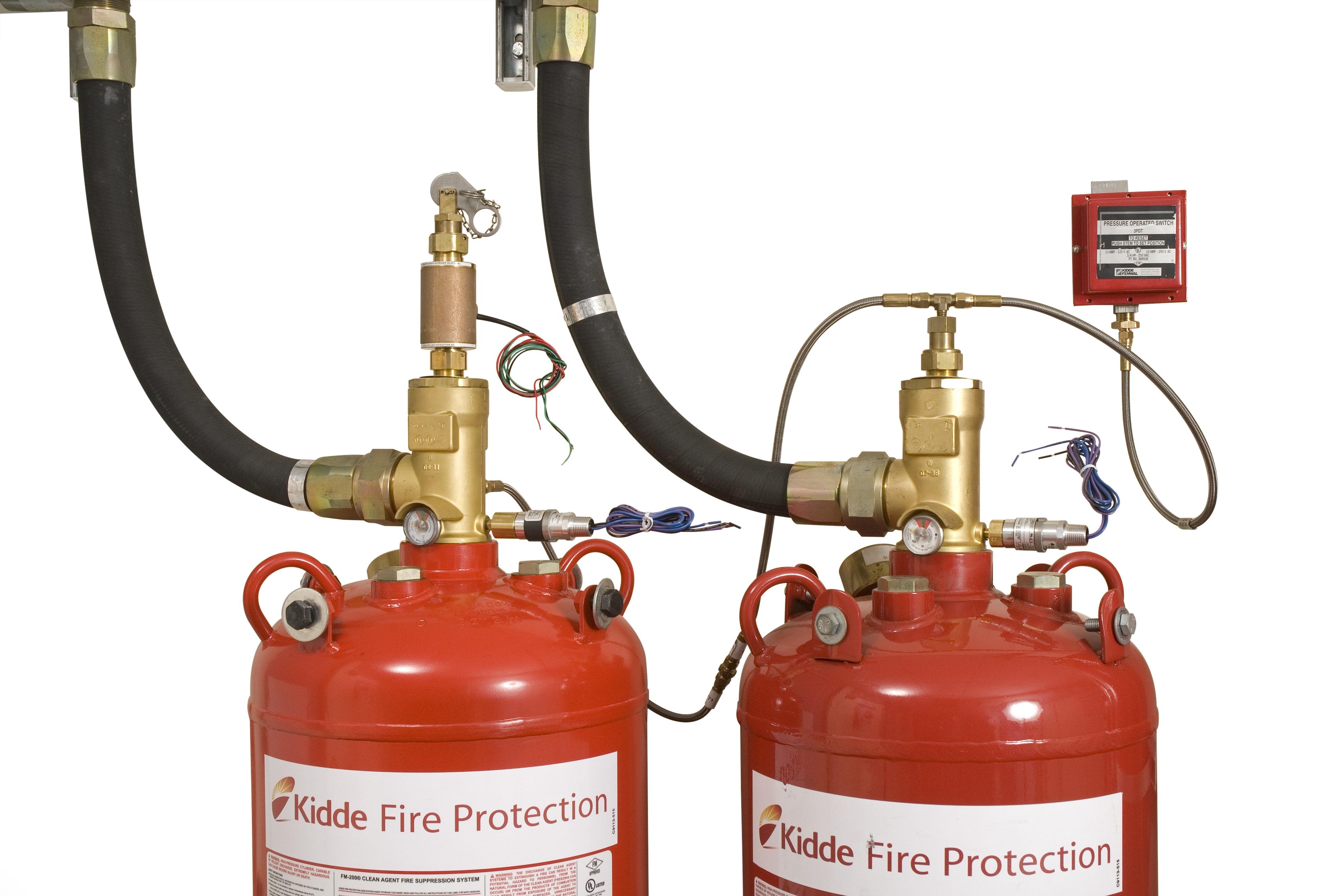 Kidde Novec 1230 Fire Suppression Spares Flameskill