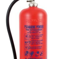 P50P6M 6kg ABC Powder Fire Extinguisher