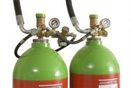 Kidde Argonite Fire Suppression Spares