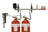 Kidde CO2 Fire Suppression Spares