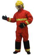 MED Approved Fireman Equipment