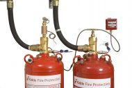 Kidde Fire Suppression Spares
