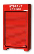 RS150FE Firemans Equipment Cabinet, Roller Door