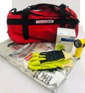 Emergency Grab Bag (with Lifejacket)