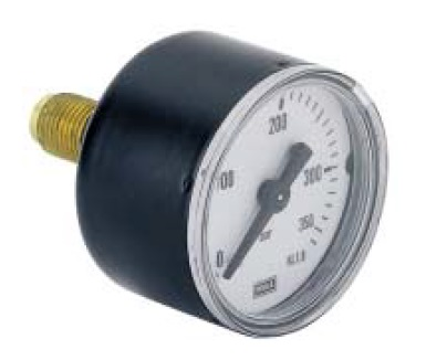 0-360 Bar Pressure Gauge