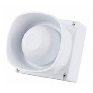 Apollo Marine Weatherproof Multi-Tone Sounder with Isolator (White)