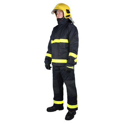 FS612/FS638 Fire Fighters Combi Jacket and Salopettes