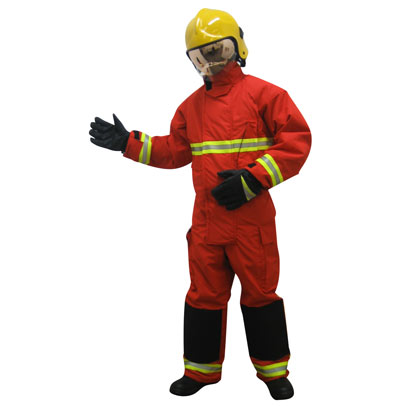 FS637 Fire Fighting Coverall