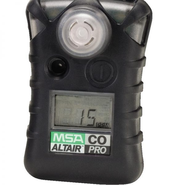 Altair Pro Steel CO, 75/200 ppm, Gas Detector