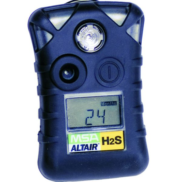 Altair H2S Single Gas Detector