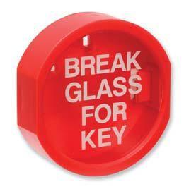 Plastic Fronted Key Box