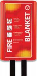 Fire Blanket - Pod style