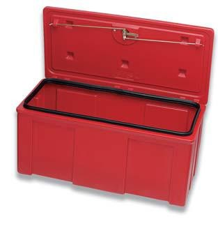Fire Equipment Chest - Rotationally Moulded