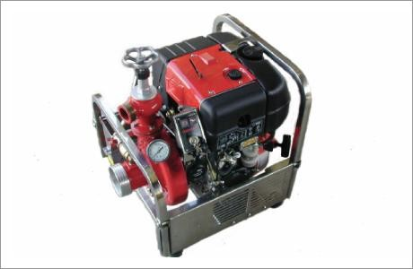 LDA400 - Lightweight Portable Diesel Pump