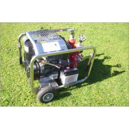 LDA600 - Lightweight Portable Diesel Pump